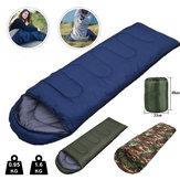 Легкий портативный Спальный Сумка Путешествия Зимний Спящий Сумка На открытом воздухе Кемпинг Коврик для походной палатки