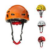 Скалолазание Пещера Безопасность Спасательный Альпинист Защита Hard Шапка Шлем