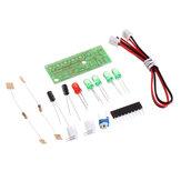 EQKIT® DIY Kit KA2284 Audio Level Indicator Suite Trousse Electronic Parts 5mm RED Green LED Level Indicating 3.5-12V