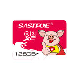 Scheda di memoria TF SASTFOE Year of the Pig in edizione limitata U3 da 128 GB