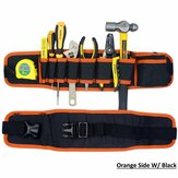 Electrician Drill Tool Bag Waist Pocket Pouch Belt Storage Holder Maintenance Kit Tools Storage Bag