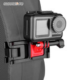 Sunnylife Universal Sports Camera Backpack braçadeira Clipes ajustáveis para GoPro 8/DJI Osmo Action / Osmo Pocket