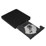 USB 3.0 Optical Drive Slim External DVD Drive DVD-RW CD-RW Combo Drive Burner Reader Player