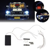 DIY LED Light String Satz Für LEGO 10265 Serie Für Ford Mustang Model Bricks Toy