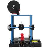 Geeetech® A10 Aluminium Prusa I3 Imprimante 3D Format d'impression 220 * 220 * 260mm avec source ouverte GT2560 Prise en charge de la carte de contrôle Télécommande / Impression hors ligne