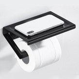 Toilet Tissue Towel Holder Roll Paper Stand Storage Dispensers Wall Mounted Bathroom Accessories