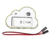 M5StickCYUNHOEDSHT20Temperatuuren vochtigheid BMP280 Druksensor 14 x SK6812 RGB LED multifunctionele omgevingsinvoormatie M5Stack® voor Arduino - producten die werken met officiële Arduino-boards