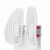Leband Ayarlanabilir Ergonomik Sırt Desteği Tek Tuşla Kaldırma XM'den Dinamik Rahat Sandalye Sırt Yastığı