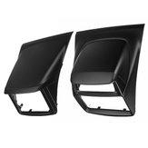 Auto Stereo Radio Fascia Panel Plate Frame 2 Din voor Mitsubishi Pajero Sport Triton L200 2014
