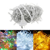 20M 200 LED Fairy String Light 8 modalità Outdoor Indoor Christmas Holiday Party Wedding AU Plug AC220V