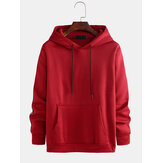 Heren Nieuwe casual mode Hooded Fashion Line Stitching Sweat