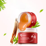 HIGO Red Ginseng Firming Hydrating Fades Fine Lines Moisturizing Beauty Neck Mask