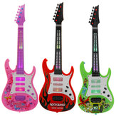 4 String Music Electric Guitar Children's Musical Instrument Children's Toy