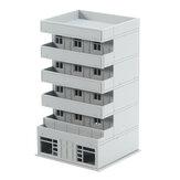 1/150 Skala 1/100 N Model budynku mieszkalnego mieszkalnego budynku mieszkalnego