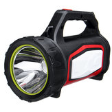 500W 3500LM LED USB Work Light Hand Lamp 9 Modes Torch Spotlight Searchlight Flashlight Outdoor Camping Emergency Lantern