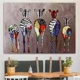Без Рамы Разноцветные Отпечатки На Холсте Картины Home Decor Wall Art Picture