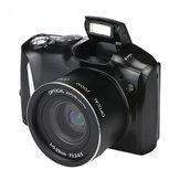 KOMERY CDR6 24MP 20X Zoom 720 P HD 3.5 İnç Ekran F3.2-6.5 Lens Aynasız Dijital Kamera Gece Sürümü