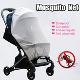Baby Kids Prams Mosquito Net Pushchairs Cots Cover Fly Insect Mesh Buggy Netting
