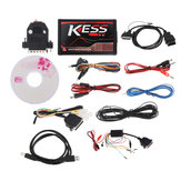 Versione UE KESS KESS V5.017 No Token Limit KESS V2 Manager con e KTAG V7.020 ECU Programmer Car Engine Diagnostic Analyzer