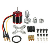 N2830 1000KV Brushless Motor تيار منتظم Outrunner Motor
