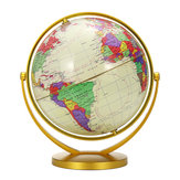 World Globe Map 360° Rotating World Globe Earth Atlas Map Geography Education Toy