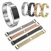 KALOAD Pasek do zegarka ze stali nierdzewnej Pasek na bransoletkę Wymiana paska na Fitbit Charge