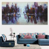 Abstract City Canvas Art Paintings Print Picture Modern Home Wall Decorations