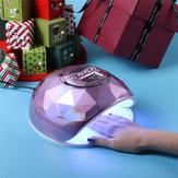 LED F6 Colorful Nail Phototherapy Machine