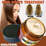 60/120ML Hair Roots Treatment Advanced Molecular Bouncy Healthy Soft Hair