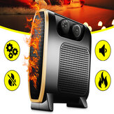 1500W Electric Heater Warm Air Blower Thermostat 3 Level Adjustable Outdoor Heater