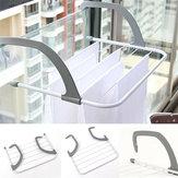 Opvouwbare droogrek Buiten draagbare doekhanger Balkon Wasdroger Airer