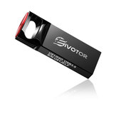 EIVOTOR U81 USB Flash Drive 128 GB Waterdichte USB Memory Stick USB3.0 Flash Drive Mini Pendrive Geschenken voor School Kantoor Auto PC Kinderen
