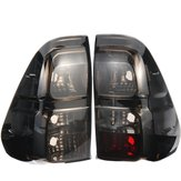 Car Rear Left/Right Tail Light Brake Lamp without Bulb Wiring Harness For Toyota Hilux Revo 2015-Up
