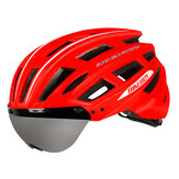 Bicycle Helmet Goggles MTB Road Mountain Cycling Helmet