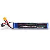 AHTECH Infinity 9.6V 1000mAh 20C 3S Lipo Battery XT30 RC Racing Drone用プラグ