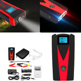 12V 99900mAh Portable Car Jump Starter Booster Power Bank 2 USB Battery Charger