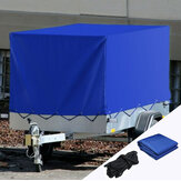 207.5x114x90cm Cover Waterproof Protector for Trailer Truck Transfer Car Vehicle Tools Kit