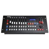 192CH Channel Pro DMX-512 Pengontrol Cahaya Panggung Laser DJ Disco Pencahayaan Dimmer