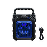 bluetooth High Power Bass Sound Speaker TF Card Music Player for Outdoor