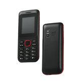 Newmind H800 1,77 Zoll 1200 mAh Bluetooth Dialer Radio SMS Big Button Schriftart Dual-SIM-Karte Dual Standup Feature Telefon