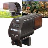 Adjustable Digital LCD Auto Automatic Aquarium Tank Pond Fish Feeder Food Feeder