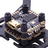 16x16mm Flywoo Goku F411 Micro Stack F4 V2.1 Flight Controller e BS13A 13A BL_S 2-4S 4in1 ESC Flytower per FPV Racing Drone