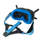 WLYL Lycra Eleastic Head Strap Skin-friendly per DJI Digitale HD FPV Occhiali Cuffie video Banda Verde / Grigio / Blu