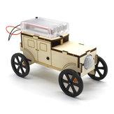 DIY Inteligentny robot samochodowy STEAM Body Indukcyjny zestaw edukacyjny Robot zabawka