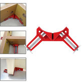 2Pcs 90 Degree Right Angle Picture Frame Corner Clamp Holder Woodworking Hand Kit Red