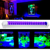 32CM USB Purple UV Ultraviolet LED Rigid Strip Light Bar Tube Decor Party Lamp Blacklight DC5V