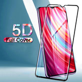 Bakeey 5D Curved 9H Anti-explosion Full Coverage Tempered Glass Screen Protector for Xiaomi Redmi Note 8 Pro Non-original