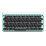 Lofree 79 Keys NKRO Dual Mode bluetooth 3.0 USB Wired Gateron Blue Switch Dot Mechanical Gaming Keyboard