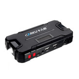 CARKU 64B Portátil Coche Arrancador 12V 12000mAh Emergencia Batería Booster con QC 3.0 LED FlashLight de