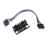 2Pcs Motor Parallel Module High Power Switching Module for Double Z Axis Lerdge 3D Printer Board